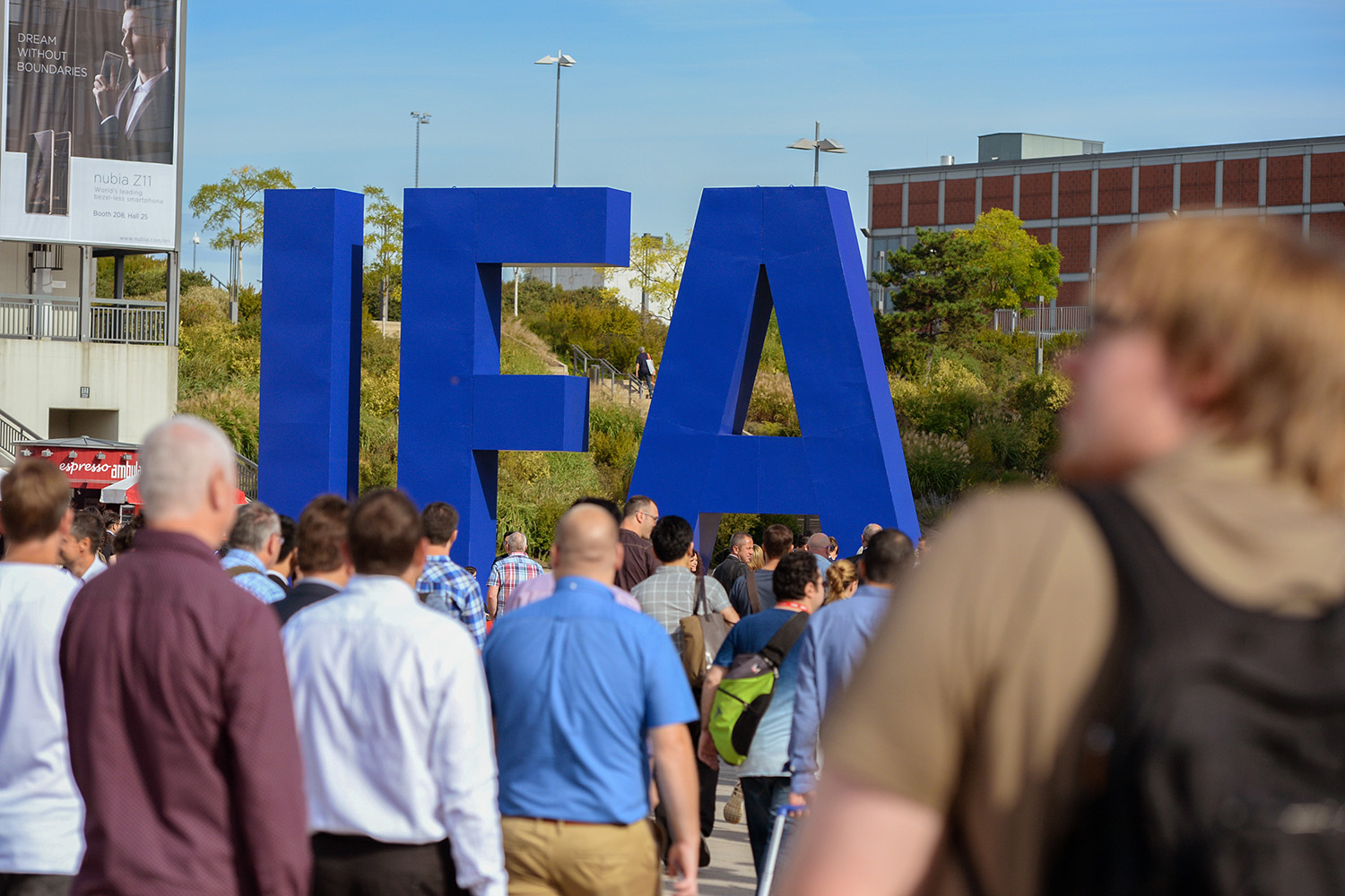 IFA 2016: Innovationen, Tech und TV