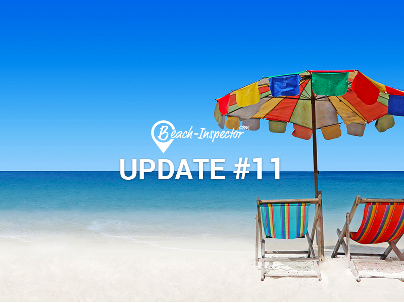 Beach-Inspector übertrifft Umsatzplanung im Oktober um 46,5%