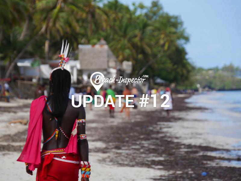 Beach-Inspector startet Projekt in Kenia