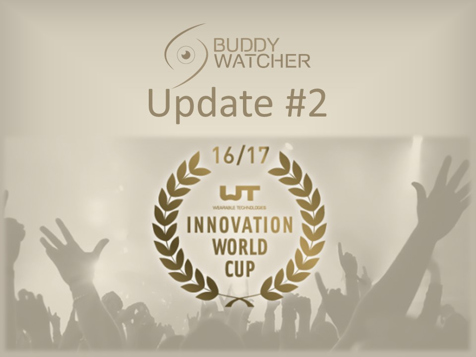 Buddy-Watcher steht im Finale des Innovation World Cups