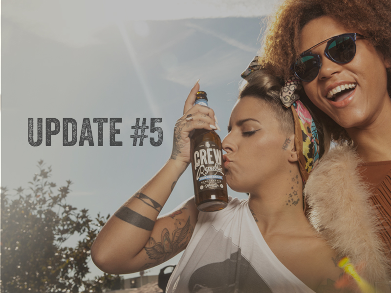 Bier-Deluxe extends its Companisto campaign