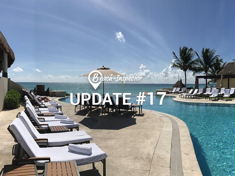 Verbessertes Reise-und Hotelmodul bei Beach-Inspector