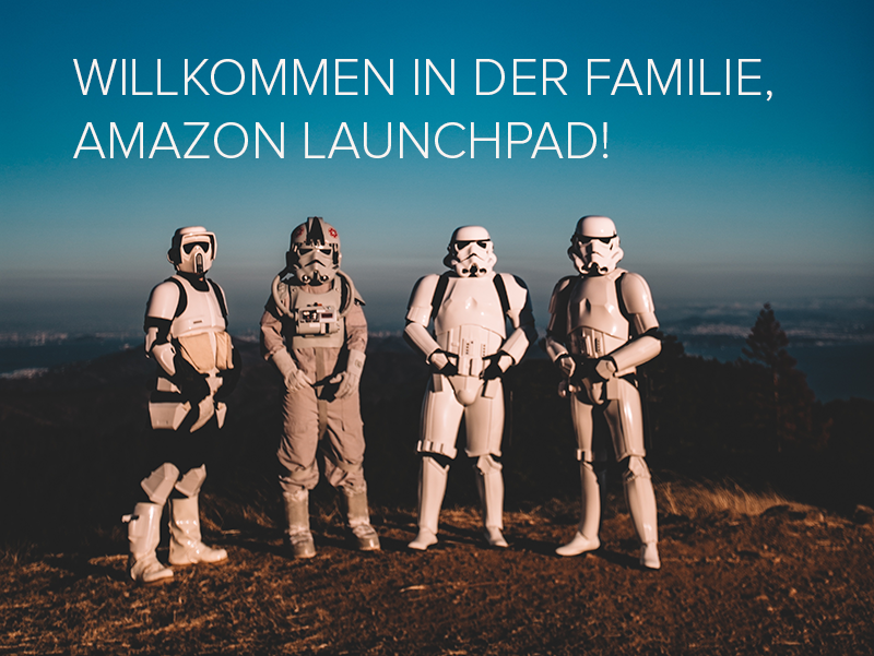 Companisto und Amazon: Kooperation mit Amazon Launchpad
