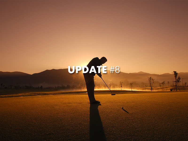 golf4you presents prototype of its golf travel portal