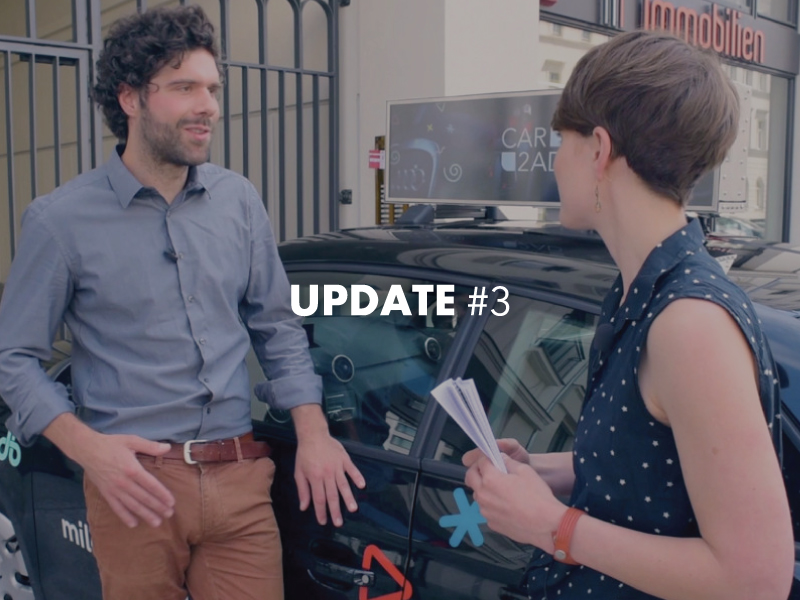 CAR2AD – attracts the interest of both Generation Print and Generation Google