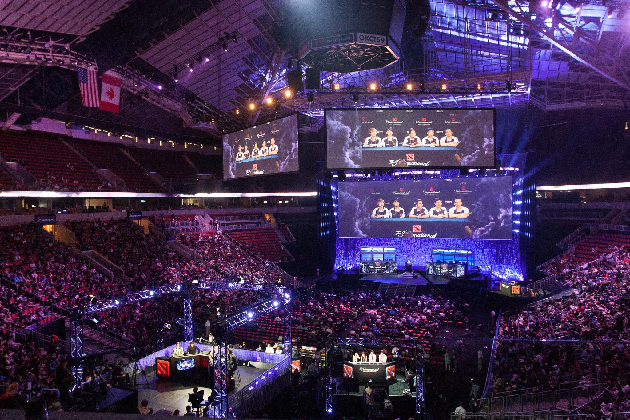 Mehr als FIFA im Wohnzimmer – Der Markt um E-Sports