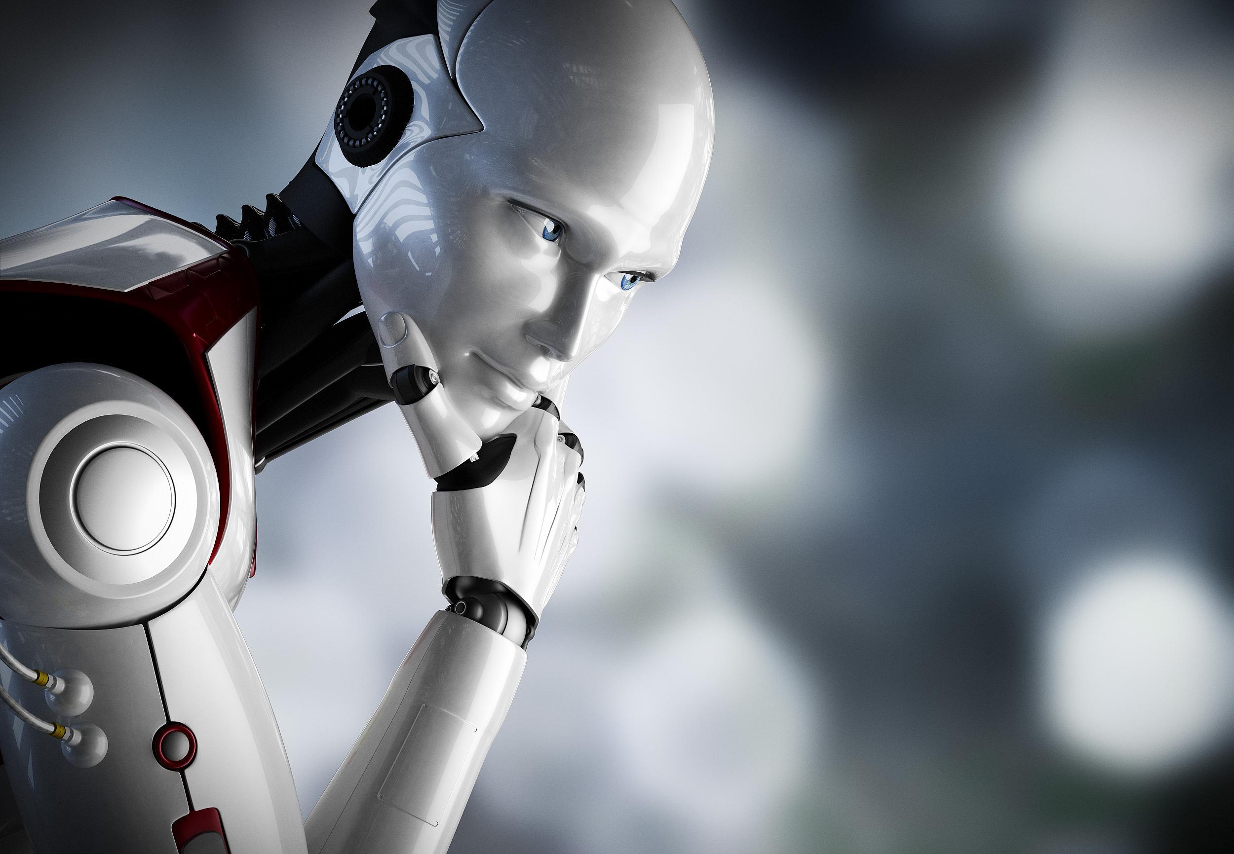 Vormarsch der Maschinen: Wie sieht die Zukunft der Arbeit aus?