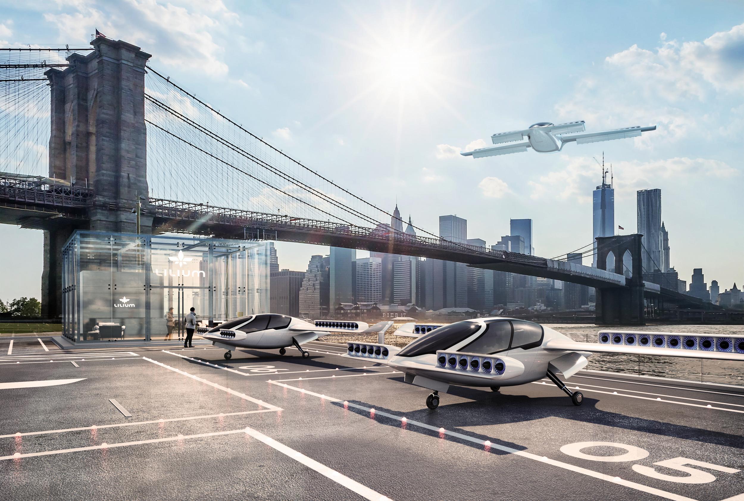 Fliegende Autos | Companisto