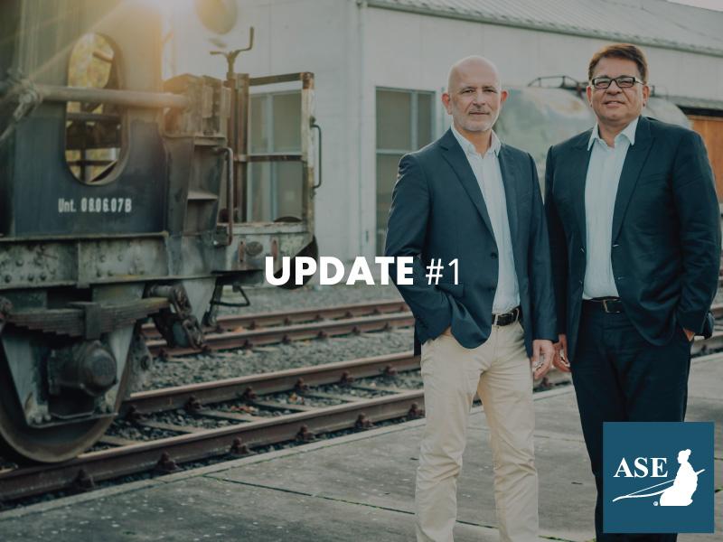 ASE erreicht Investmentschwelle am ersten Tag