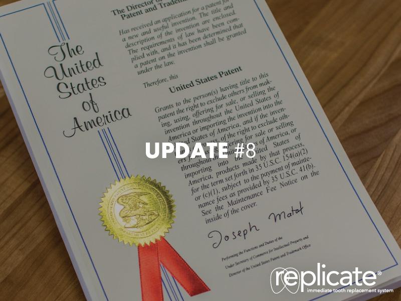 ISO 13485 Audit der Natural Dental Implants AG bestanden und US-Patent erteilt!
