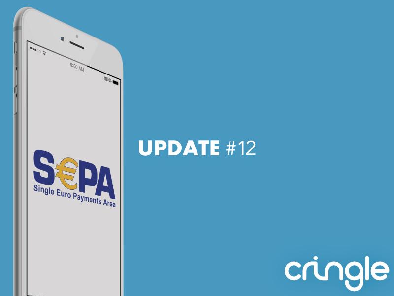 SEPA Instant Payments geht Live - demnächst bei Cringle!