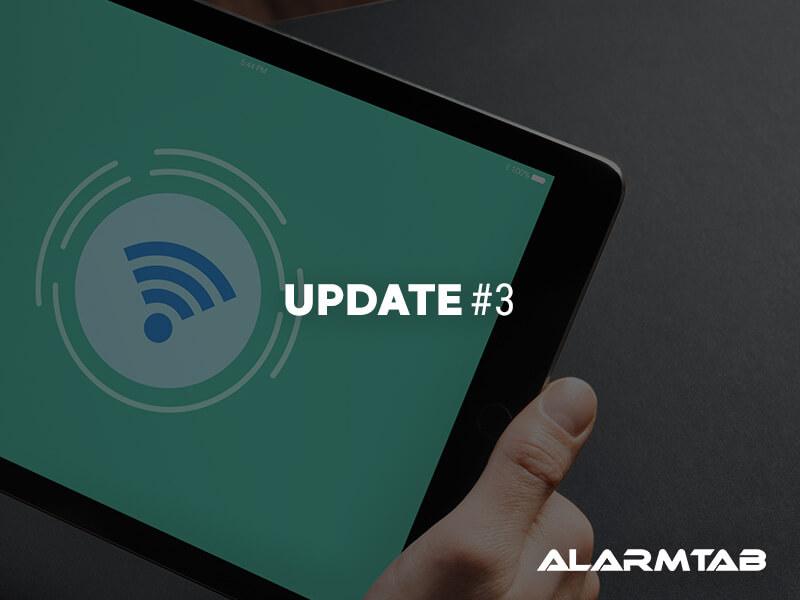 Alarmtab-Geräte bieten nun automatisch Internet-Konnektivität