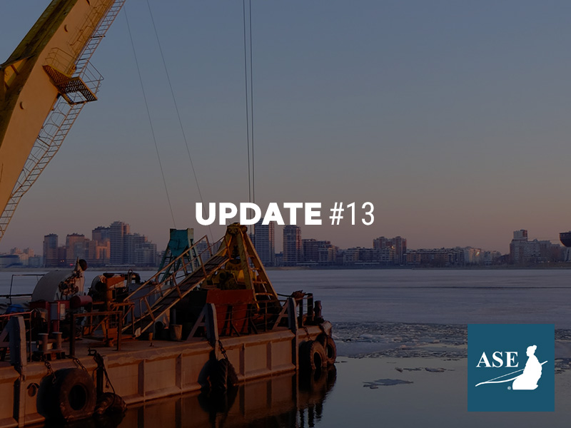 ASE's NUMBERCheck video gate digitizes entries and exits in the Port of Duisburg