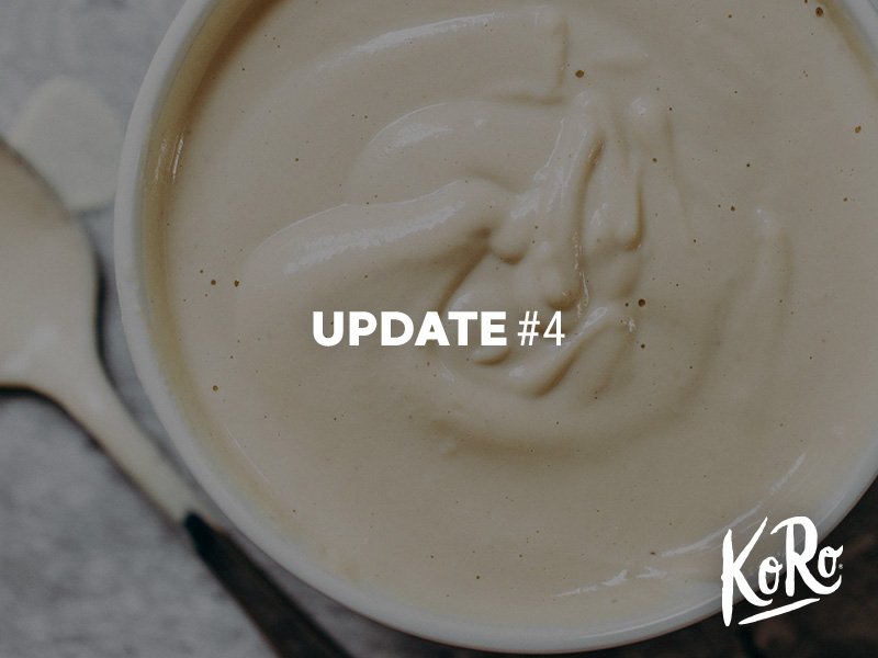 KoRo wins over ice cream parlors and expands mousse portfolio