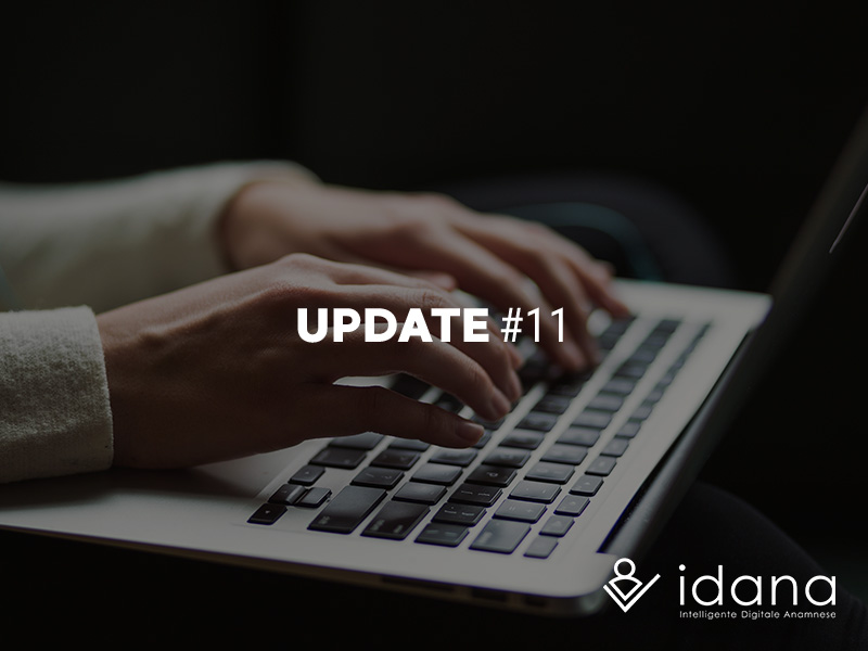 Idana relaunches its homepage and invites you to a video conference!