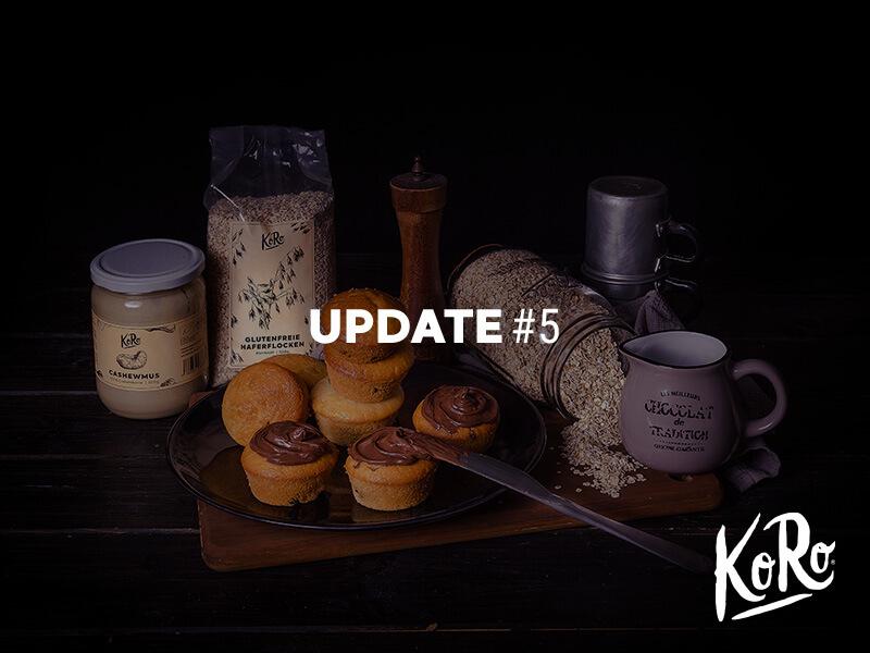 Record sales for KoRo in 1st quarter 2018