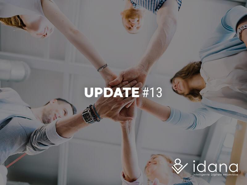 Idana knackt die 350.000 EUR! - Neue Entwicklungen im Bereich E-Health