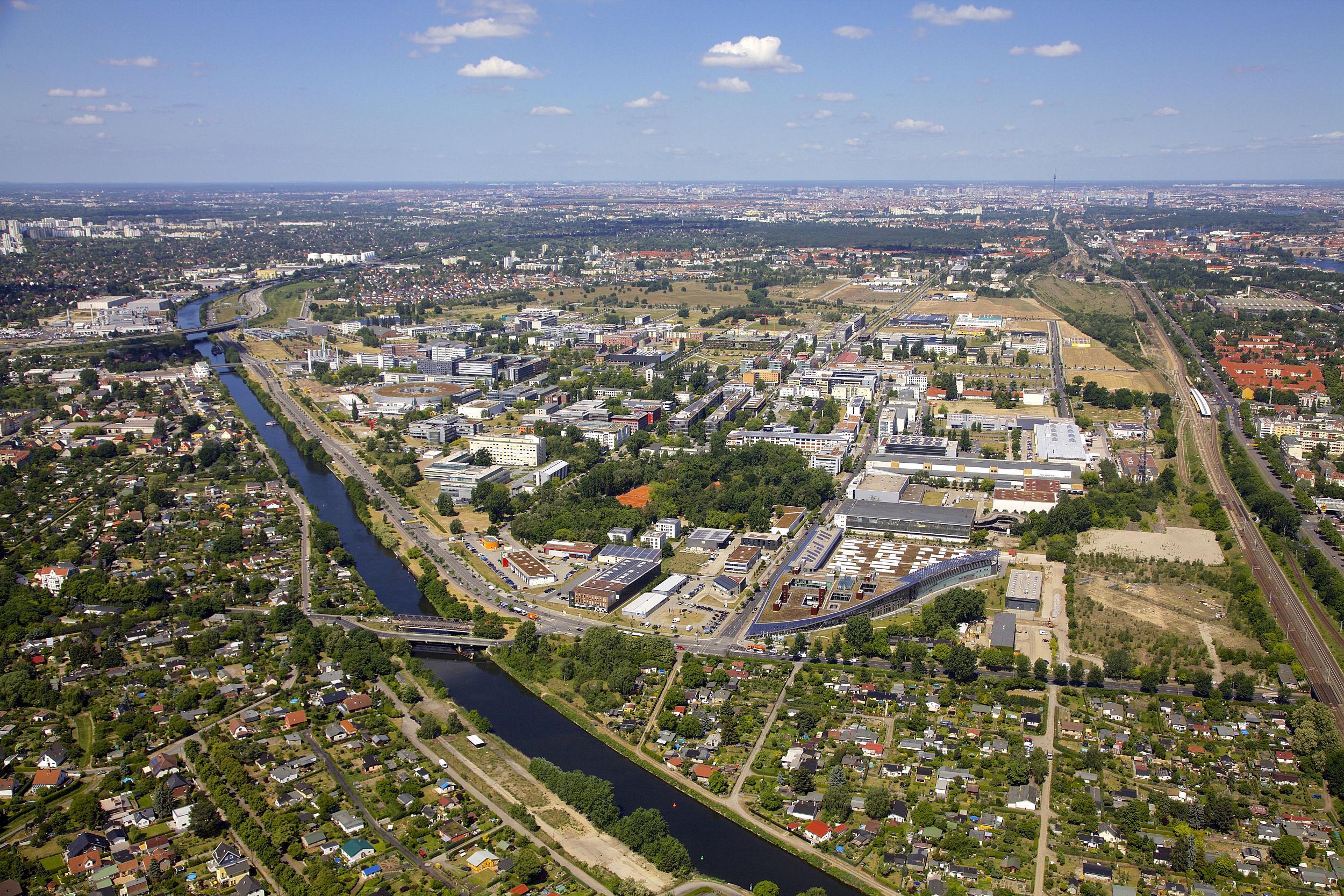 Berlin Adlershof – Ein Ort innovativer Hochtechnologie | Companisto Blog