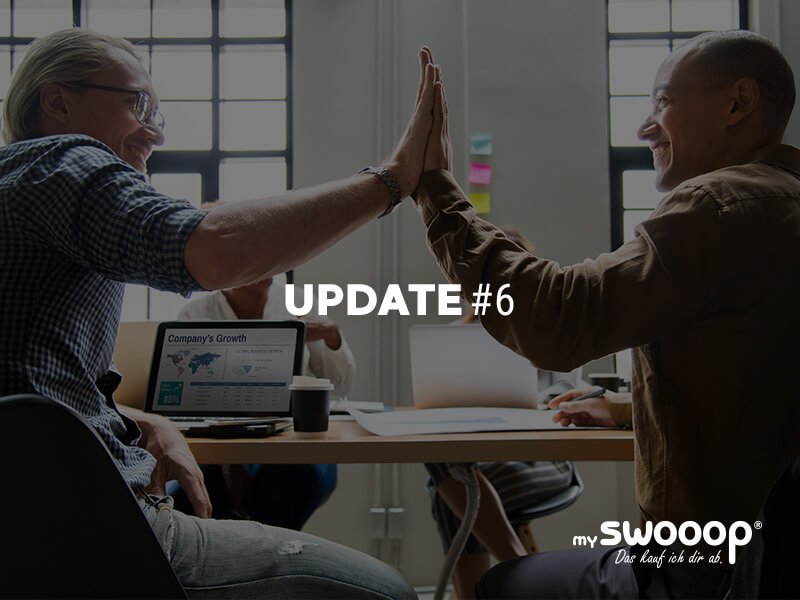 mySWOOOP's New Partners are Confirmed!
