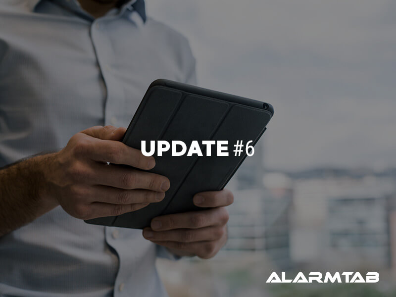 Alarmtab closes its first active business year with a profit