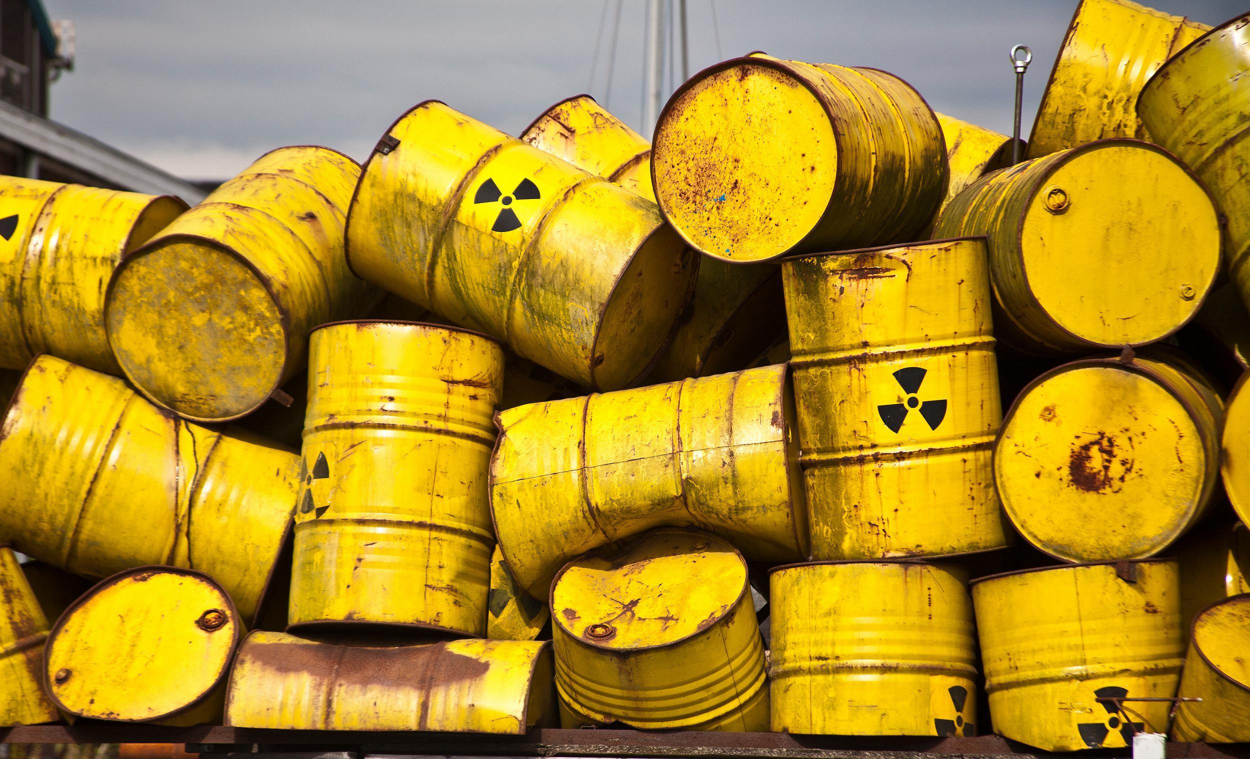 Kann man Atommüll zu Batterien recyceln?
