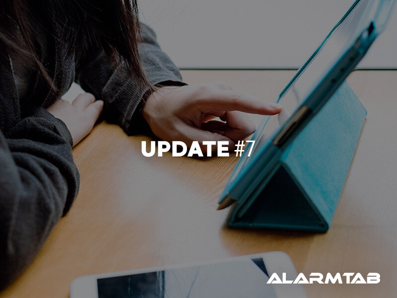 Alarmtab starts final campaign-spurt with patent information for the brand-new All-in-Sensor®