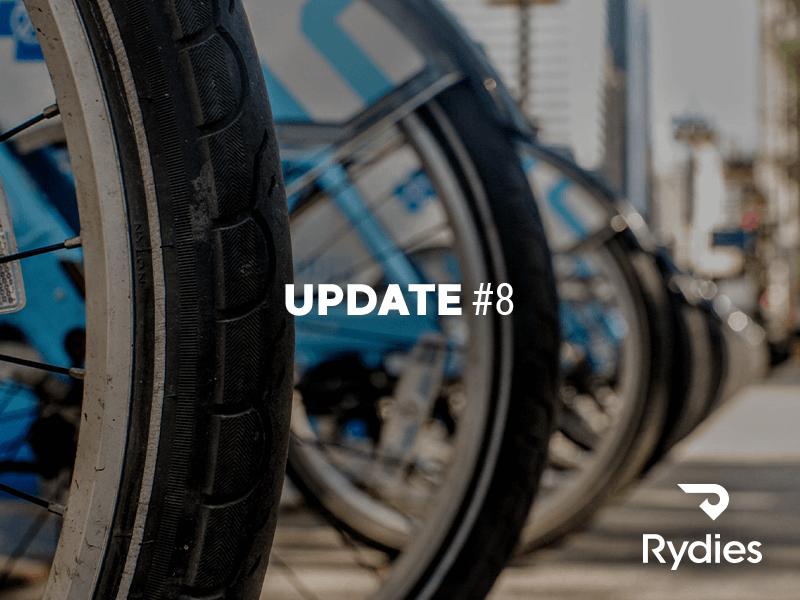 nextbike-Bikesharing auf der Rydies-Plattform