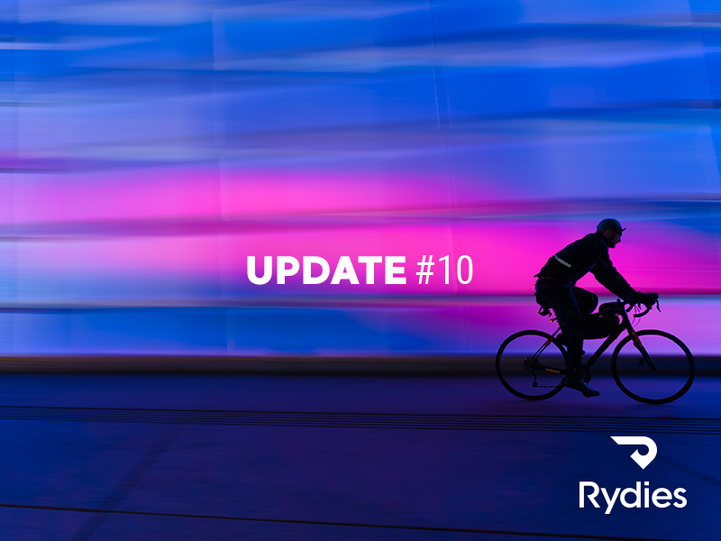 The Ride goes on - Rydies campaign is extended