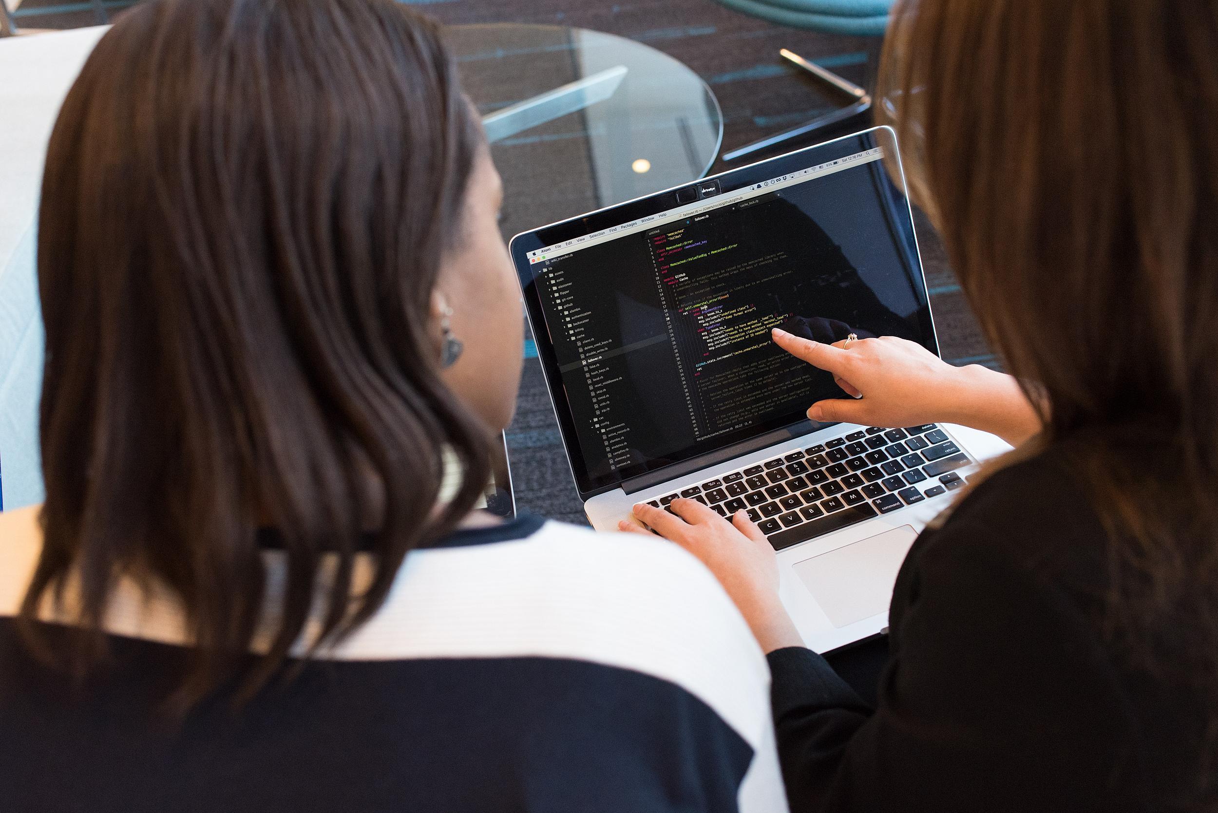 Mehr (weibliche) Programmierer braucht das Land | Companisto Blog