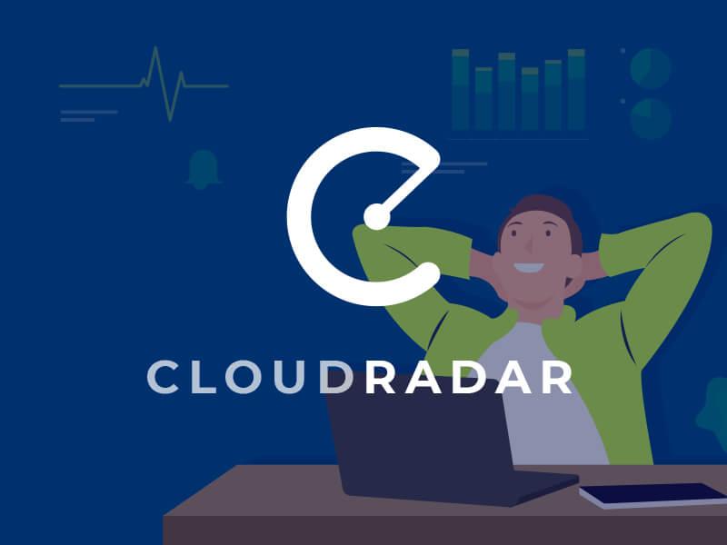 CloudRadar | Kooperation mit Hetzner