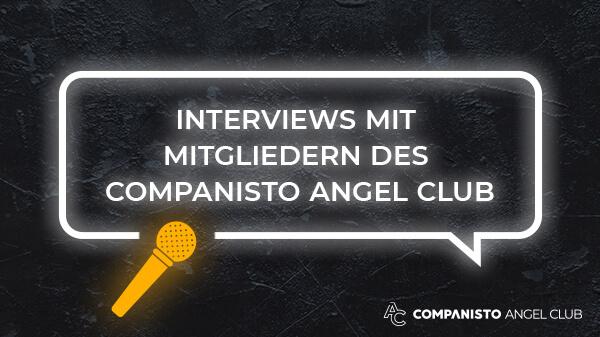 Kurzinterview mit Business Angel und Versicherungsmakler Hans Georg-Treßel | Companisto