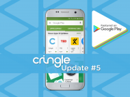 Cringle Starts Partnership with Google Play