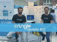 Cringle at Berlin Startupnight