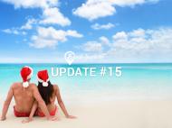 Beach-Inspector wünscht frohe Weihnachten