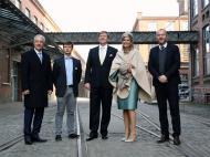 Königlicher Besuch bei poqit.berlin