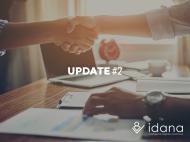 Idana strengthens the team and presents a new design