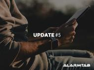Alarmtabs marketing activities at full blast
