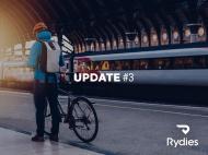 BMW Group Tochter Designworks und Flixbus Gründer unterstützen Rydies