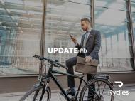 Rydies Station Manager digitalisiert und pflegt die Micro-Mobility Daten der Kunden