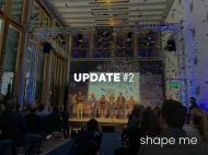 shape me gewinnt Startup idea challenge!