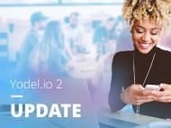 Yodel bringt die nächste Integration auf den Markt