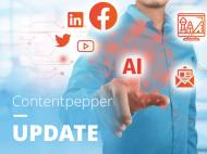 Product market fit confirmed for Contentpepper Cloud