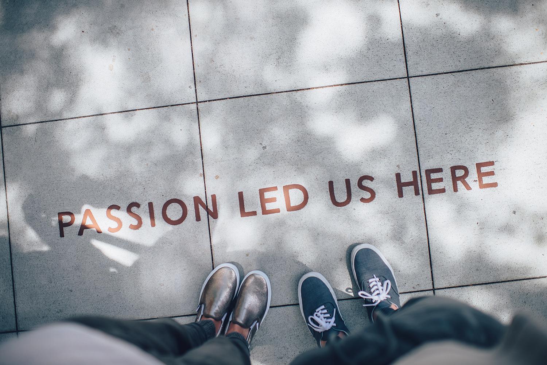 Leidenschaft ist eine wichtige Eigenschaft für erfolgreiche Gründer - Quelle: Ian Schneider, Unsplash