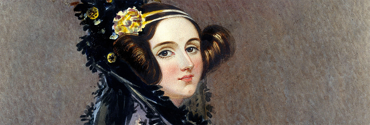 Ada Lovelace, Quelle: Science Museum/Science & Society Pict. Library