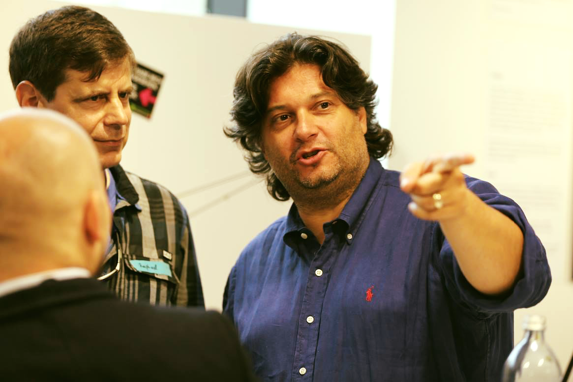 Gründer der Statupnight Cem Ergün-Müller im Talk