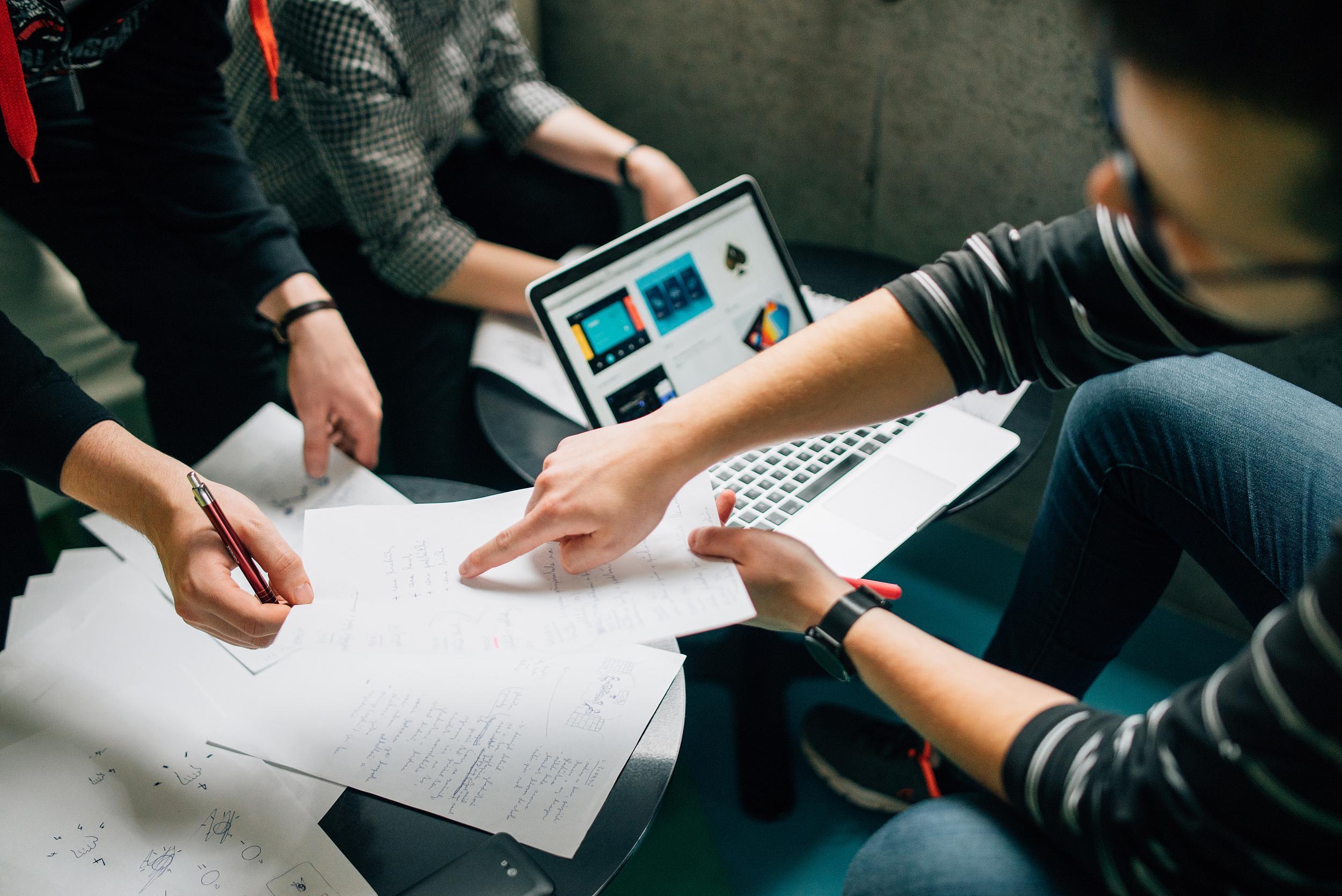 Beim Venture Development entwickeln Unternehmerteams aus einer Geschäftsidee ein fertiges Geschäftsmodell. (Foto: Štefan Štefančík)