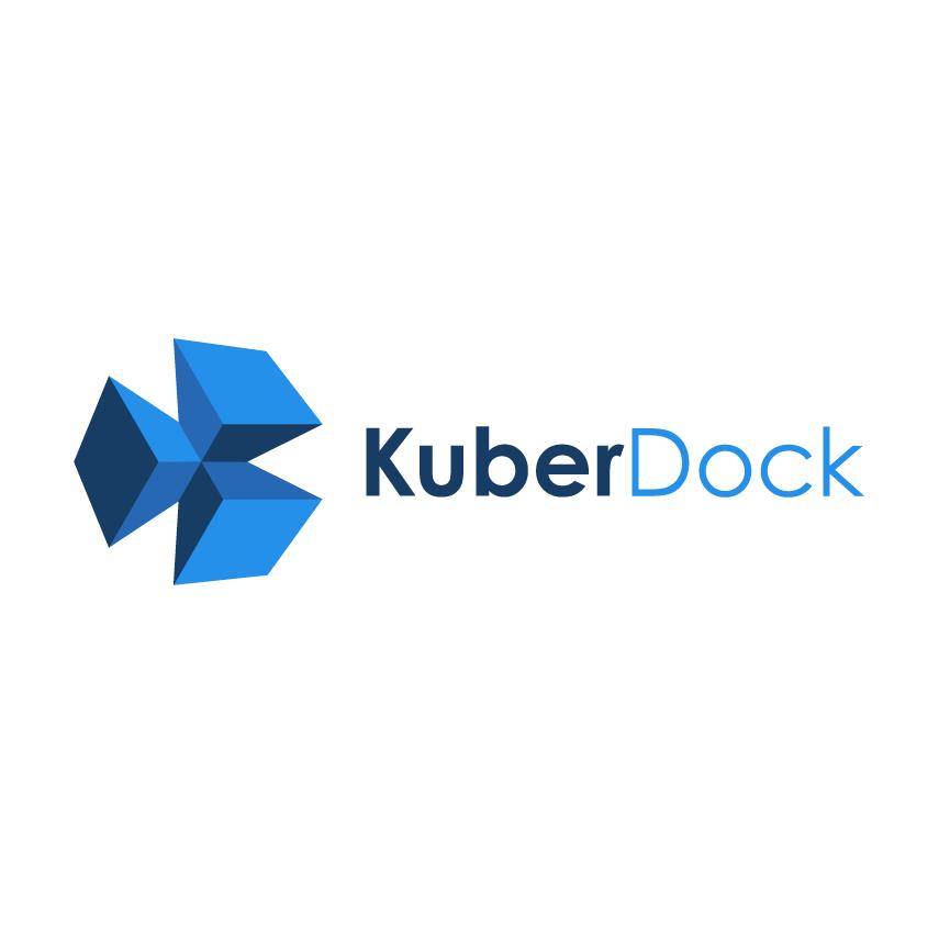 Logodesign von Sava Stoic für KuberDock