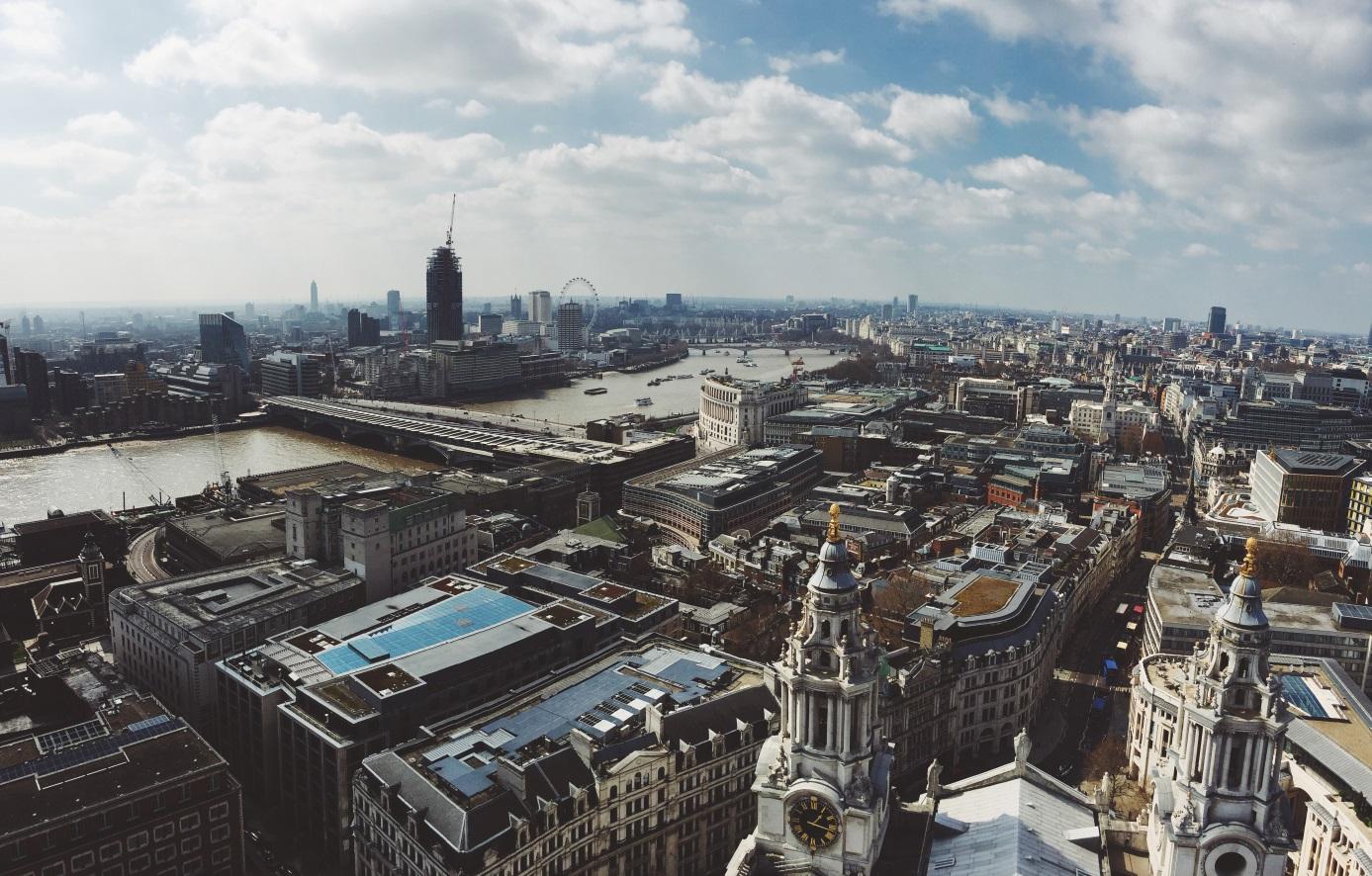 London ist Startup-Hauptstadt