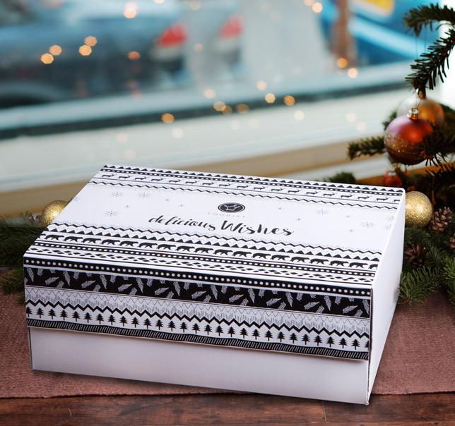 Weihnachtsbox für Foodist
