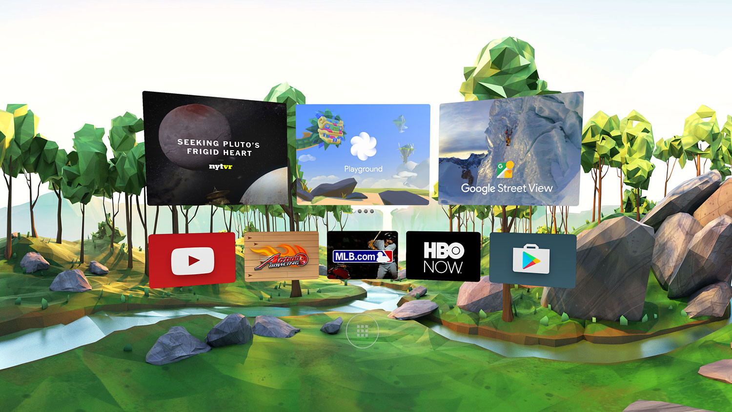 Virtual Reality: Google Daydream, Quelle: Digitaltrends.com